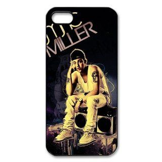 Custom Mac Miller Cover Case for iPhone 5/5s WIP 3812: Cell Phones & Accessories