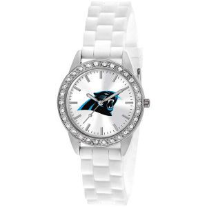 Carolina Panthers Game Time Pro Womens Frost Watch