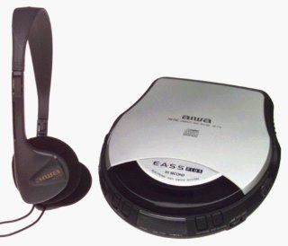 Aiwa XP779 Portable CD Player : Personal Cd Players : MP3 Players & Accessories