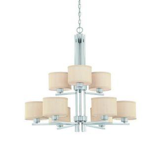 Dolan Designs Tecido 9 Light Chandelier