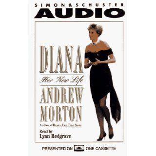 Diana Her New Life Andrew Morton, Lynn Redgrave 9780671524388 Books