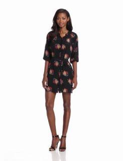 Tucker by Gaby Basora Women's Classic Mini Dress, Sante Fe Armadillo, Medium at  Women�s Clothing store: