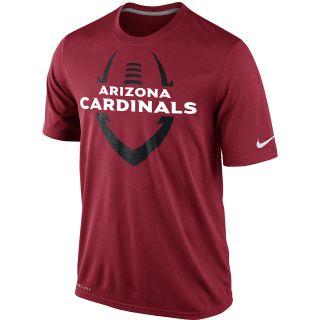 64332785 NIKE Mens Arizona Cardinals Dri FIT Legend Icon Short Sleeve T Shirt ...