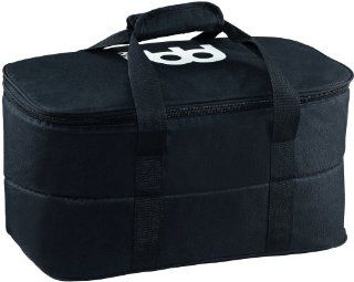 Meinl Percussion MSTBB1 Bongo Bag   Black: Musical Instruments