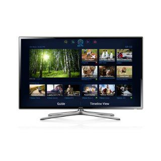 "Samsung 46"" Class (2013 Model) LED 6350 Series TV Full HDTV 1080p 240 Clear Motion Rate Built in WiFi UN46F6350. FULL Web Browser.: Electronics"