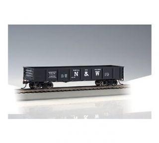 Bachmann Trains Norfolk And Western 40' Gondola Car Ho Scale Toys & Games