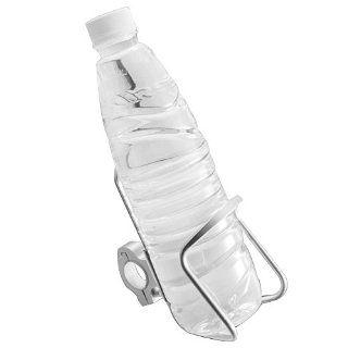 "7/8"" Handlebar Mount Water Bottle Beverage Drink Bottle Cup Holder Motorcycle ATV Trike Dual Sport Bike Cruiser Chopper For Honda Magna 700 750 1100 Nighthawk Touring Rebel 250 Gold Wing GL 1100 1200 VTX 1300 1800 Shadow VT 1100 C 750 Spirit ACE 600 5"