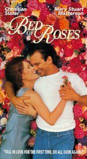 Bed of Roses [VHS]: Christian Slater, Mary Stuart Masterson, Pamela Adlon, Josh Brolin, Brian Tarantina, Debra Monk, Mary Alice, Kenneth Cranham, Ally Walker, Anne Pitoniak, Michael Haley, Cass Morgan, Gina Torres, Nick Tate, V�ctor Sierra, Michael Mantell