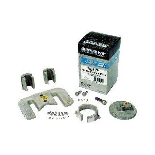 Quicksilver MerCruiser Magnesium Anode Kit  Boat Engine Spare Parts Kits  Sports & Outdoors