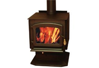 Drolet Baltic Large Wood Stove   DB03040 : Camping Stoves : Sports & Outdoors