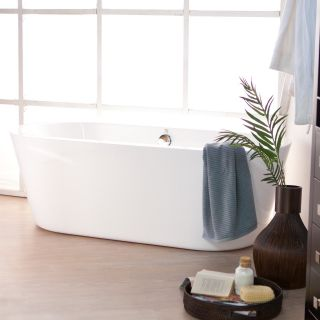 Wyndham Collection Mermaid 67 in. Freestanding Tub   Freestanding Tubs