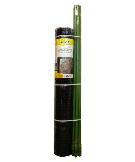 Tenax DIY Deer Fence Kit 7x100 Ft   Wildlife & Rodent Control