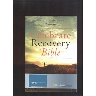 Celebrate Recovery Bible: Senior Pastor, Saddleback Church Dr. Rick Warren: 9780310938101: Books