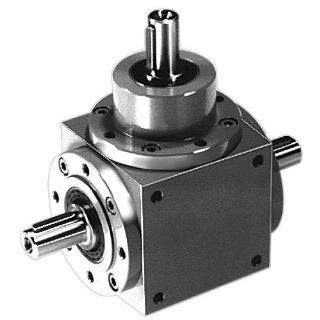 Bevel gearbox KU/I model L size 2 version 30 i11 (For operating instructions please visit the  area of our website www.maedler.de) Mechanical Gearboxes Industrial & Scientific