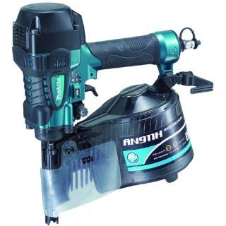 Makita AN911H 3 1/2 Inch High Pressure Framing Coil Nailer   Power Framing Nailers