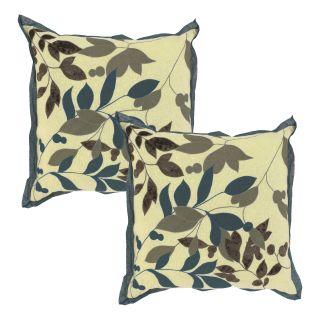 Santa Barbara I Pillows   Set of 2   Decorative Pillows