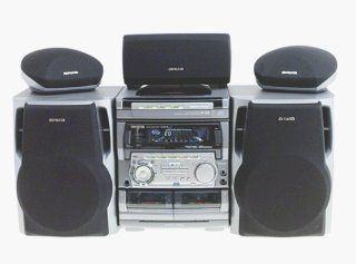 Aiwa NSX MT720 Home Theater Compact Stereo System (Discontinued by Manufacturer) Electronics