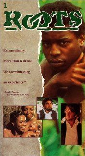 Roots, Volume 1 [VHS] LeVar Burton, Olivia Cole, Ben Vereen, John Amos, Leslie Uggams, Carolyn Jones, Louis Gossett Jr., Vic Morrow, Chuck Connors, Ji Tu Cumbuka, Edward Asner, Ralph Waite Movies & TV