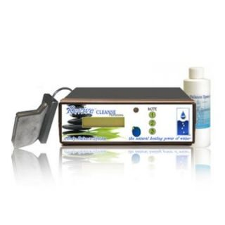 Body Balance System RVCP Revive Cleanse Pro Detoxification Machine   Monitors and Scales