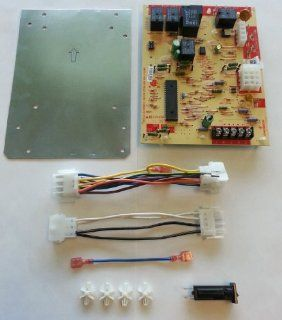 White Rodgers 21D83M 843 Integrated Fan Control Board OEM Replacement Kit (Lennox Surelight 83M00)   Tools Products