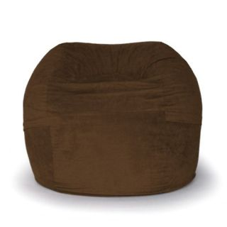 Jaxx Mini Sac   Medium Velvish Foam Bag Chair   Bean Bags