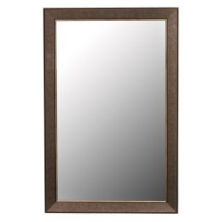 Etched Gloss Black Pattern Gold Wall Mirror   Wall Mirrors