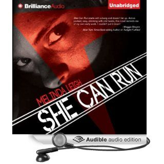 She Can Run (Audible Audio Edition): Melinda Leigh, Amy Rubinate: Books