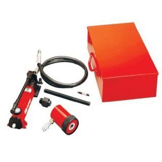 Gardner Bender KOH14A Slug Out Hydraulic Knockout Set with PH20 Hand Pump   Hand Tool Knockout Punches