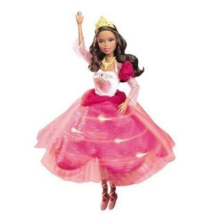 Barbie 12 Dancing Princesses Let's Dance Doll   African American Toys & Games