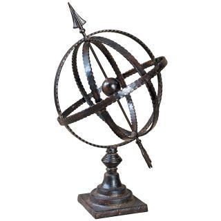 Uttermost Diez Armillary Globe   Globes