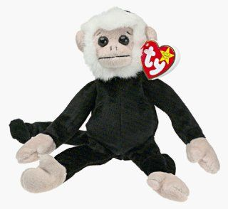 Mooch the Capuchin/White Face Monkey Beanie Baby (Retired) Toys & Games