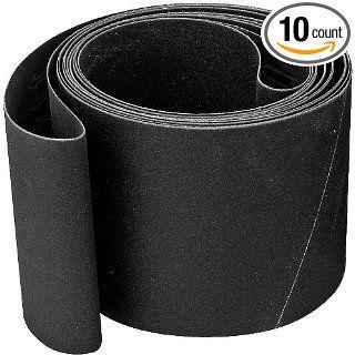 A&H Abrasives 159539, 10 pack, Sanding Belts, Silicon Carbide, (y weight), 4x132 Silicon Carbide 600 Grit Sander Belt Industrial & Scientific