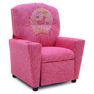 Kidz World Pinkalicious Kid's Recliner   Kids Recliners