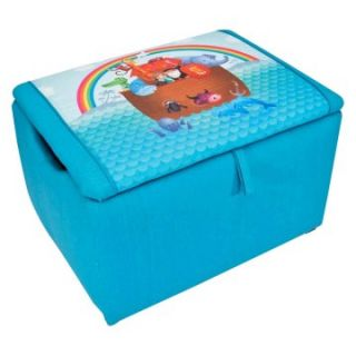 Kidz World Noahs Ark Toy Box   Toy Storage