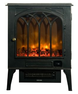 Yosemite Home Decor Ponderosa Electric Stove   Electric Fireplaces