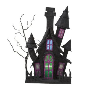Midwest CBK Haunted House Party LED Haunted House   Decorative Accents