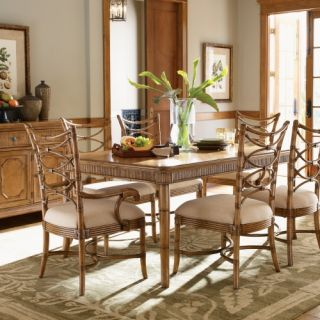 Tommy Bahama by Lexington Home Brands Beach House 7 pc. Boca Grande Dining Set   Dining Table Sets