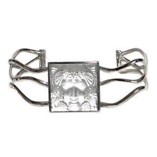 """LALIQUE """"Masque de Femme"""" Bracelet: Jewelry"""