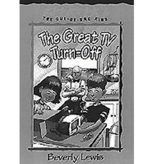 [ The Great TV Turn Off (Cul de Sac Kids (Paperback) #18) [ THE GREAT TV TURN OFF (CUL DE SAC KIDS (PAPERBACK) #18) ] By Lewis, Beverly ( Author )Jan 01 1998 Paperback Beverly Lewis Books