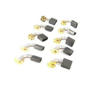 """10 Pcs 11/16"""" x 21/32"""" x 17/64"""" Electric Motor Carbon Brushes: Watches"""