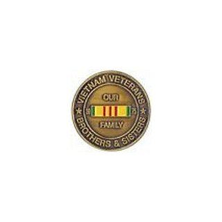 Vietnam Vet Welcome Home Challenge Coin Clothing