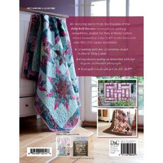 Jelly Roll Dreams 12 New Designs for Jelly Roll Quilts Pam Lintott, Nicky Lintott 9781446300404 Books