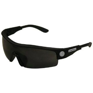 Jackson Safety 24473 Smith & Wesson Smoke Lens Military and Police Eyewear with Black Frame (Case of 3) Safety Goggles Industrial & Scientific