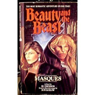 Masques (Beauty and the Beast): Ru Emerson: 9780380761944: Books