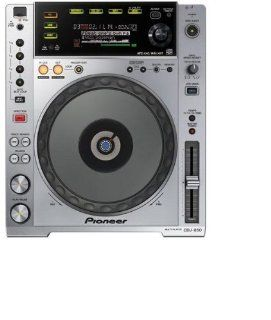 Pioneer CDJ 850 Professional Multi Format Media CD/MP3 Player With USB: Musical Instruments