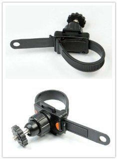 Big Dragonfly Flexible Motorcycle and Bicycle Handlebar Mount for Video Camera and Helmet with Common 1/4 Screw Thread and Retractable Clip (Compatible with any Common Shape Handle Bar)  Tripods  Camera & Photo