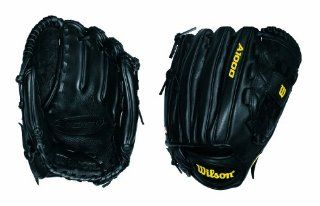 Wilson A1000 Series Baseball Glove (12 Inch, Left Handed Throw)  Baseball Infielders Gloves  Sports & Outdoors