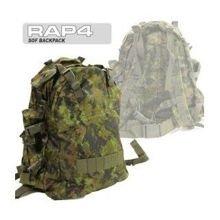 SOF Backpack (CADPAT)   paintball gear bag : Sports & Outdoors