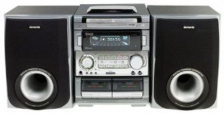 Aiwa NSX A909 Compact Stereo System (Discontinued by Manufacturer) Electronics