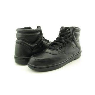 ROCKY 911 220 Chukka Boots Work Shoes Black Womens SZ Shoes